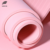 Factory Direct Wholesale New Design Custom Printed Mat Double Side Anti Skid Eco Friendly TPE Yoga Mat