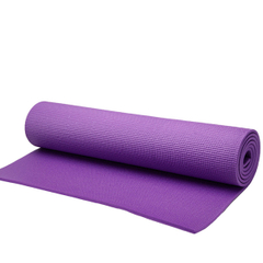 Wholesale Natural Outdoor and Indoor Fitness Exercise Gym Custom Printing PVC Mat