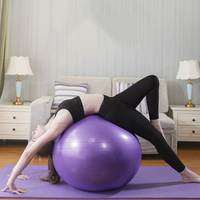 How to train the yoga ball