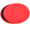 New Products Full Body Workout Gym 2 Gliders Discs Abdominal Exercise Equipment Dual Sided Exercise Core Sliders