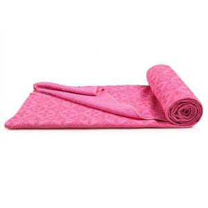 Gym exercise fitness cover non slip yoga towel