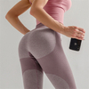 Women High Waisted Leggings Seamless Tight Sexy Yoga Pants Tummy Control Workout Leggings Sports Trousers