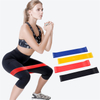 Wholesale Custom Exercise Latex Circular Fitness Booty Band Resistance Loop