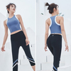 New fashion design racing suit fitness yoga clothes and women sports wears