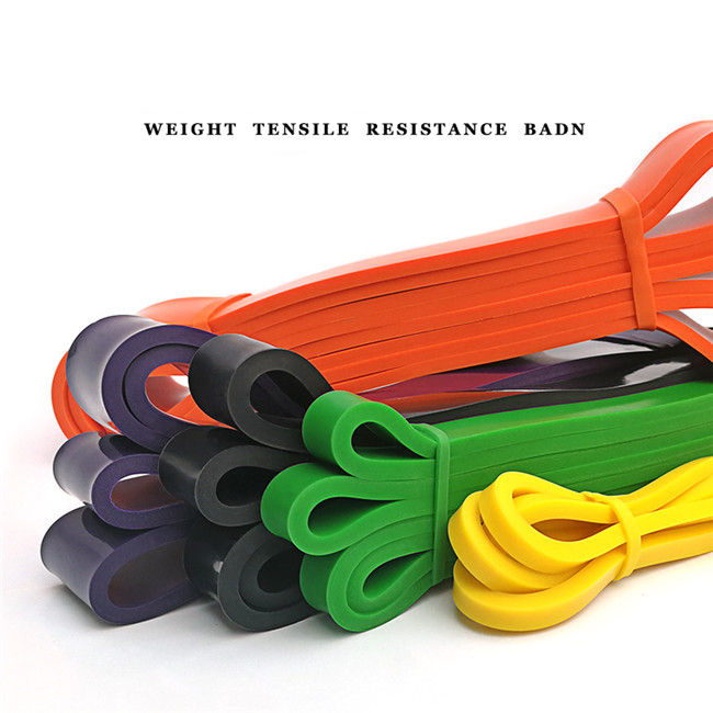 Eco friendly wholesale resistance exercise bands