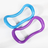 ​Training Yoga Circles Pilates Ring Home Fitness Rings for Stretching, Exercise, Workout, Massage, Resistance Support Tool- Yoga Ring