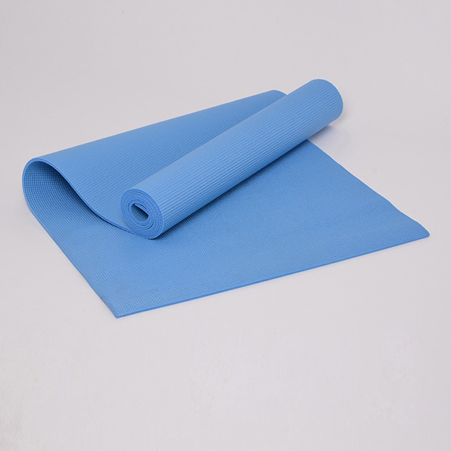 Eco Friendly Custom Printed Logo PVC Yoga Mat