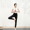 Wholesales yoga clothes two sets of sports for women yoga leggings pants