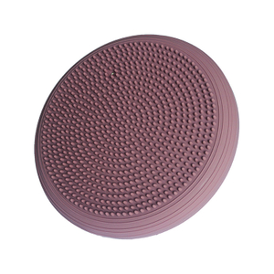 PVC Yoga Balanced Mats Double Massage Pad Universal Sports Gym Fitness Massage Balanced Inflatable Pad